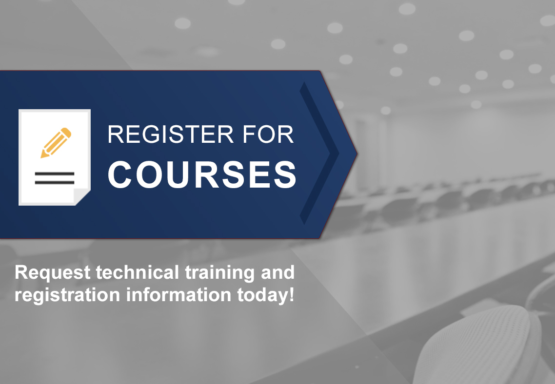 Register for Valve Training