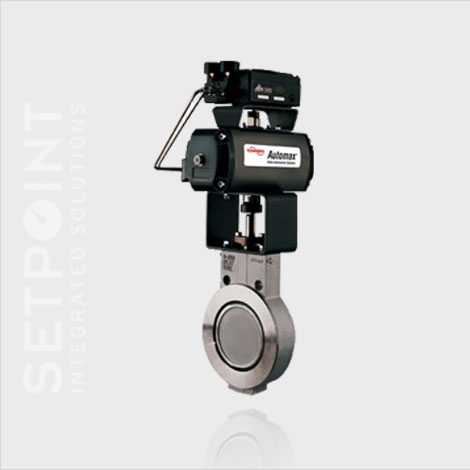 Setpoint Baton Rouge, LA - High Performance Butterfly Valve