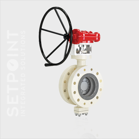 TX3 Butterfly Control Valve