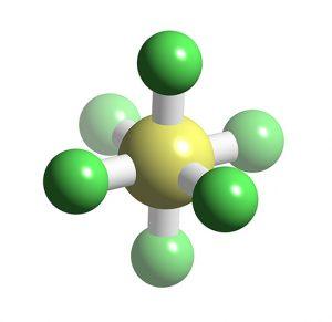sulphur hexafluroide