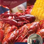 Luling Crawfish Boil Flyer