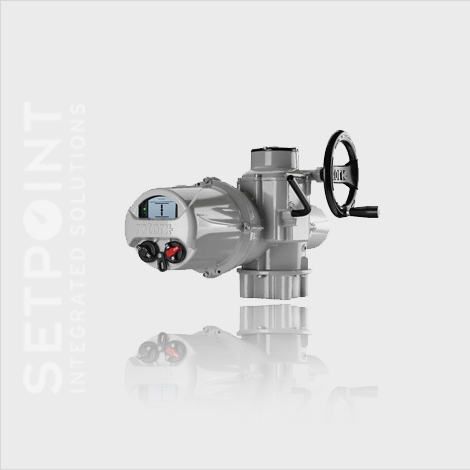 Setpoint Baton Rouge, LA - Electric Actuators - Multiturn