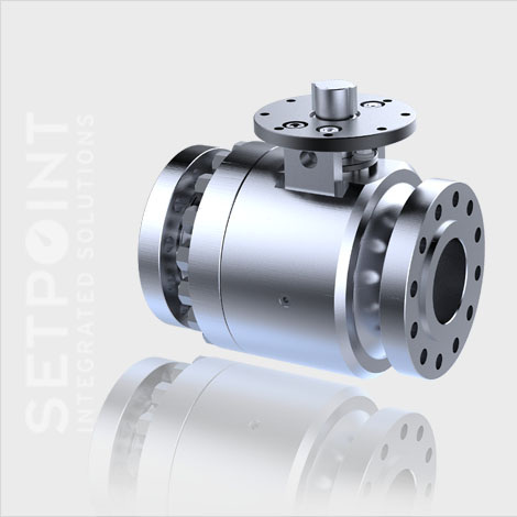 Setpoint Baton Rouge, LA - HiAlloy Ball Valves