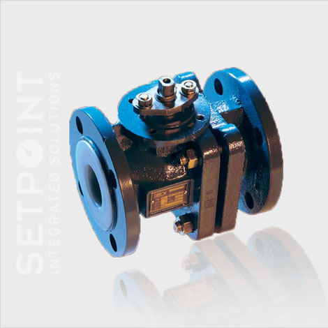 Setpoint Baton Rouge, LA - Manual Ball Valves