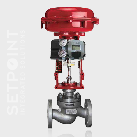 Setpoint Baton Rouge, LA - Masoneilan Post Guided Control Valve